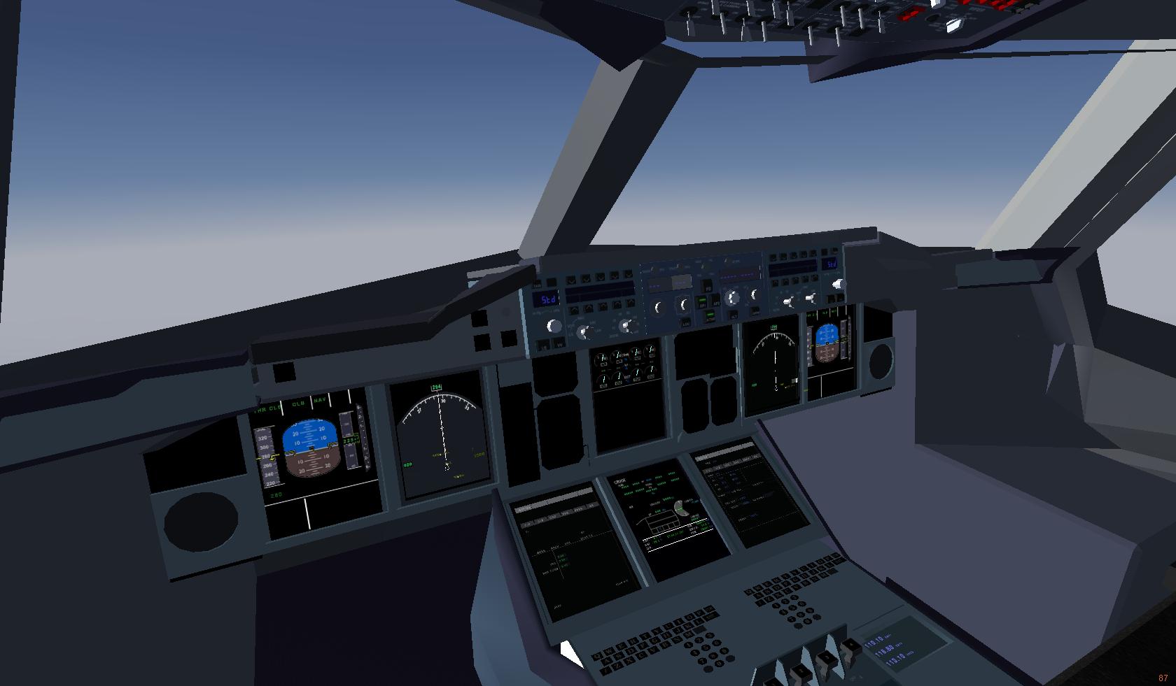 FlightGear forum • View topic - A 340-600 : Fantastic plane , WITH
