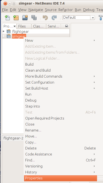 NetBeans Project Properties.png