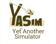 FDM YASim Yet Another Simulator Logo