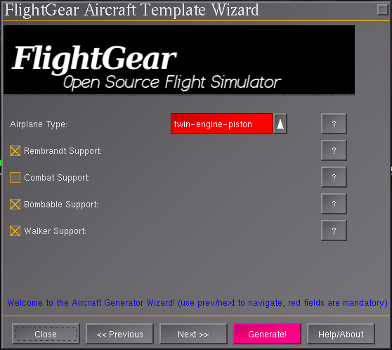 Flightgear forum view topic automated checklist execution for Automated templates for intros