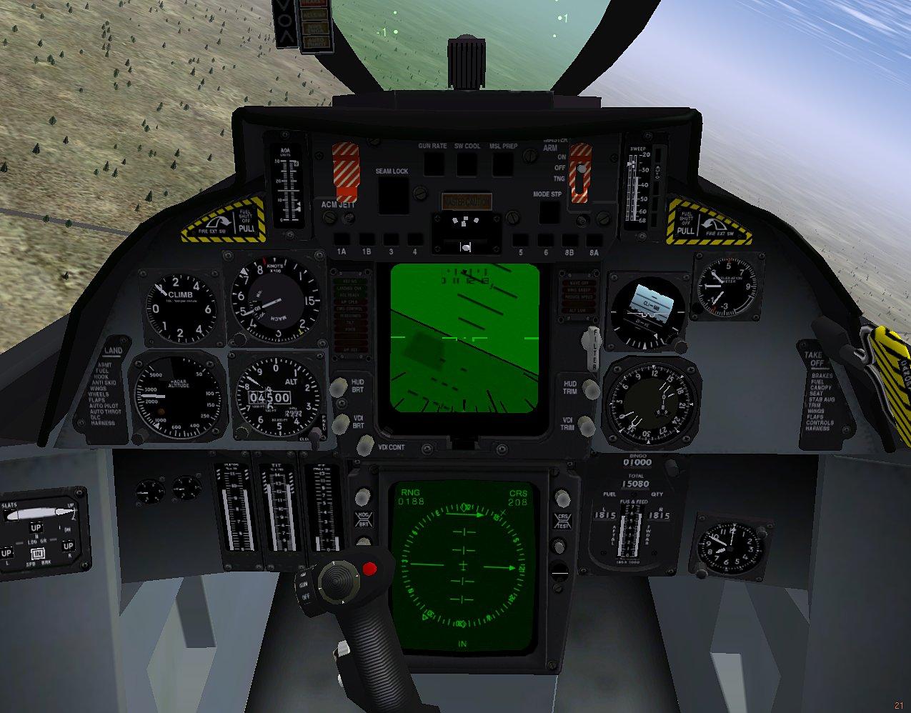 F 14 Cockpit Layout 14 Cockpit File...
