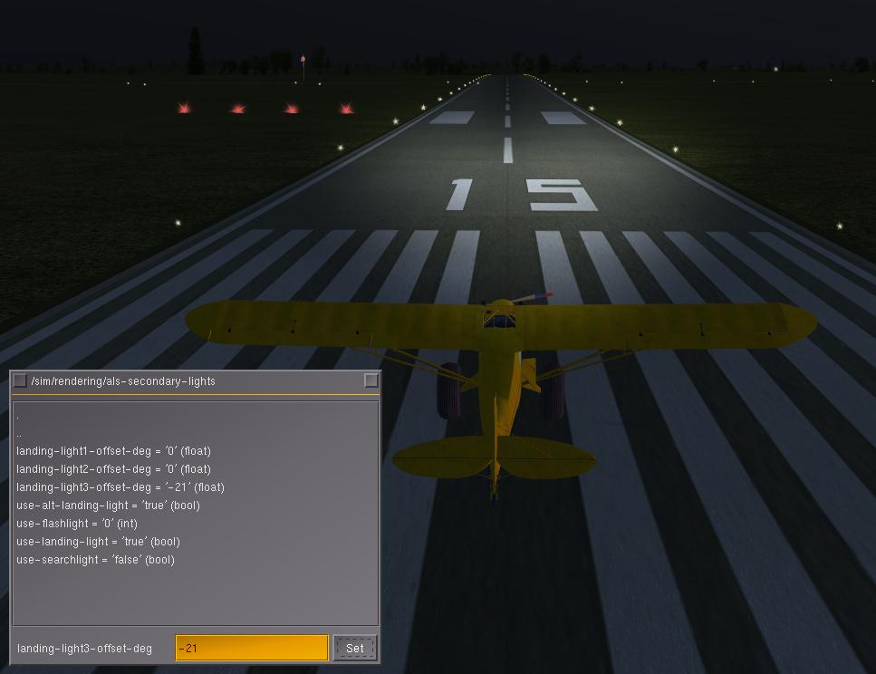 FlightGear forum • View topic - DHC6 no landing lights