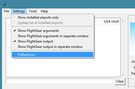 FFGo - Opening the Preferences dialog (Windows screenshot).png