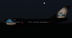 Boeing 747-400 KLM night.png
