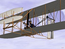 Wright Flyer in 0.9.9