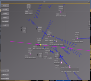 Map dialog   FlightGear wiki