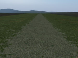 Dirt runway example 5