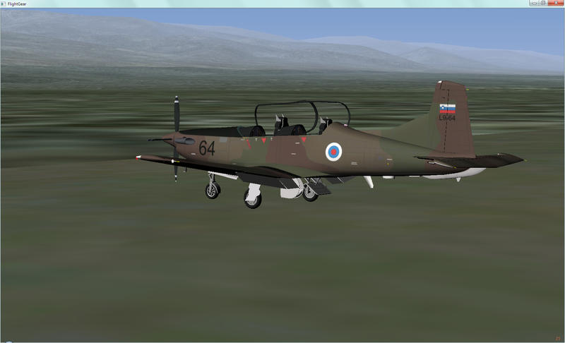 File:Finished Slovenian PC-9M livery (in-game screenshot).png