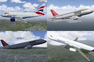 Airbus A320 Family - FlightGear wiki