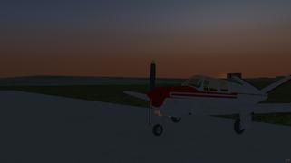 Beechcraft 35 Bonanza - FlightGear wiki