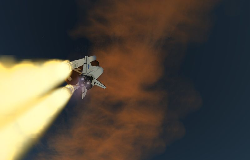 Space Shuttle - FlightGear wiki