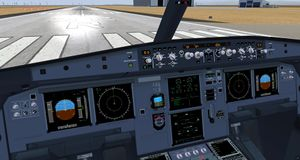 The A320Family Virtual Cockpit