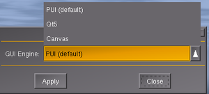 Howto:Processing legacy PUI dialogs using Canvas - FlightGear wiki