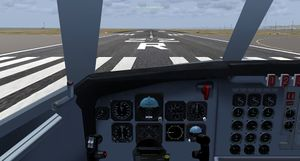 The 727-200 Virtual Cockpit