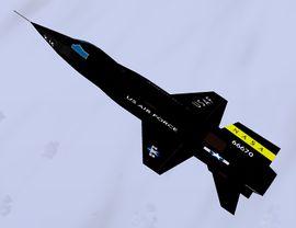 X 15 Rocket Plane North American X-15 - FlightGear wiki