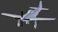 P-51D Front view from slightly to the side and above..png
