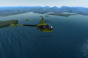 The Robinson R22 in Hawaii