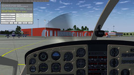 Red Griffin ATC - Speaking Air Traffic Controller addon for FlightGear